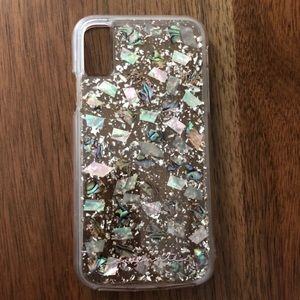 """iPhone Xs """"Mother of Pearl"""" Case-Mate Case"""